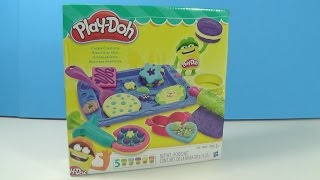 UnboxingToyCollector Presents: The coolest Cookie Creation set in Play-Doh World! Create the most colorful Play-Doh Cookie Creations anyone can imagine. Press out pretend assorted cookies from various shapes. Use the molds on the Cookie Creator's Cookie sheet to make all types of toppings. Show off the make-believe Cookie Creations and deliver them to customers!Unboxing Paw Patrol Rocky Saves Bettina the Cow Rescue Set https://www.youtube.com/watch?v=P3ygx...Unboxing Paw Patrol Marshall & Baby Whale Rescue Set https://www.youtube.com/watch?v=vvWbt...Unboxing NEW Paw Patrol Air Rescue Action Figures, Chase, Marshall, Sky, Rocky, Rubble and Zumahttps://www.youtube.com/edit?o=U&vide...https://www.youtube.com/watch?v=iCWtN...Unboxing PlayDoh Town Police Boy New Play-Doh Town Series Unboxing Play-Doh Town Pizza Delivery NEW Play Doh Town Playset https://www.youtube.com/watch?v=FBWfk...•••••••• Watch more Unboxing Play-Doh!https://www.youtube.com/playlist?list...Play Doh Twirl 'n top Pizza Shop Pizzeria Playset - Make Pizzas with Playdough https://www.youtube.com/watch?v=-se69...https://www.youtube.com/watch?v=ayQJF...Unboxing Peppa Pig Mega Dough Set Play Doh Peppa Toys Shapes Colors Cookies Fruits Vegetable