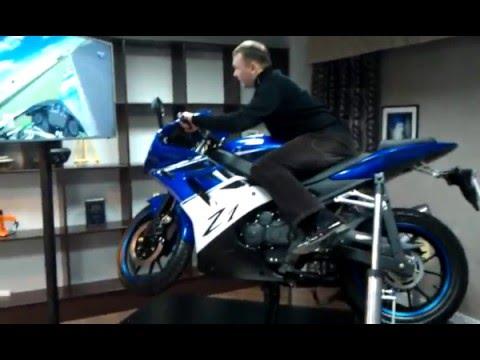 Moto simulator