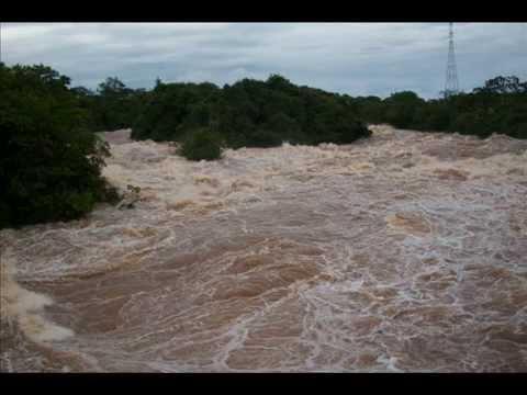 Enchente em Itaguaçu 2011