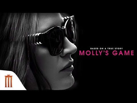Molly's Game - Official Trailer