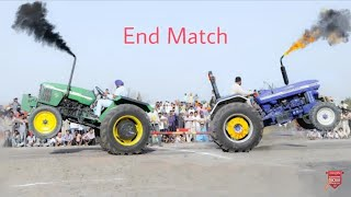 Johnder 5310 vs Sonalika60||Tractor tochan||Sonalika||New song Adha pind||Mr_pendu