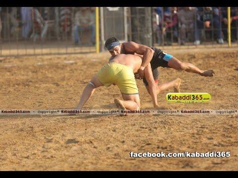 Jhuner (Sangrur) Kabaddi Tournament 27 Nov 2016