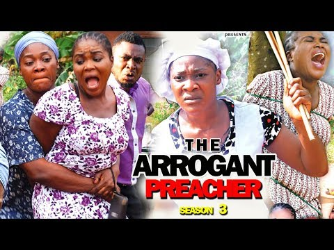 The Arrogant Preacher Part 3 - Mercy Johnson 2019 Latest Nigerian Nollywood Movie Full Hd