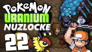 Pokémon Uranium Nuzlocke - Episode 22 | Baykal Forest Gauntlet! by Munching Orange