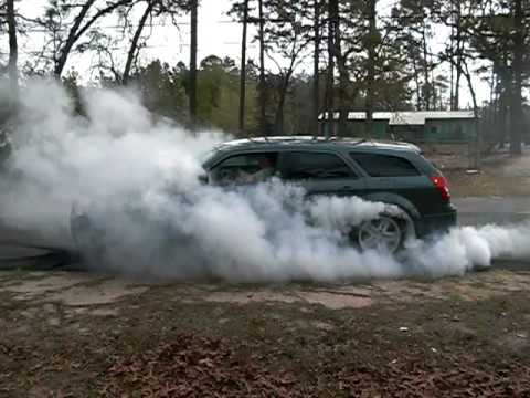 dodge magnum final burnout