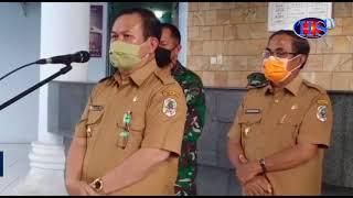 Hasil Rapid Test Dinyatakan Positif, Dua Warga Tagaule Kecamatan Bawolato, Diisolasi di RSUD Nias (HARIANSIBER TV)