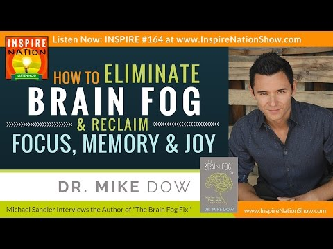 Mind-Blowing Secrets to Curing Brain Fog! ➤ Reclaim Focus & Memory | Dr Mike Dow | The Brain Fog Fix