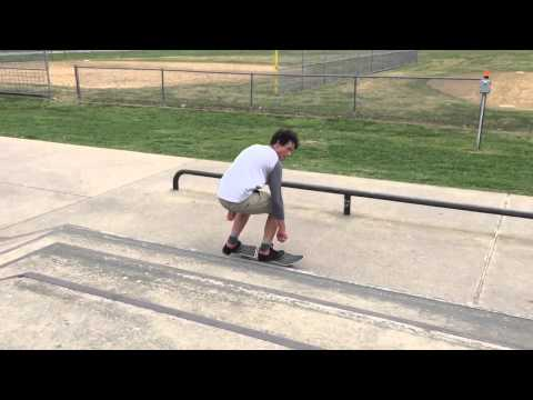 PJ and jakes skate date at the Bentonville skate park