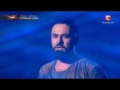 Севак Ханагян - Непобедимый - Панайотов | Первый прямой эфир «Х-фактор-7» (05.11.2016) (видео)