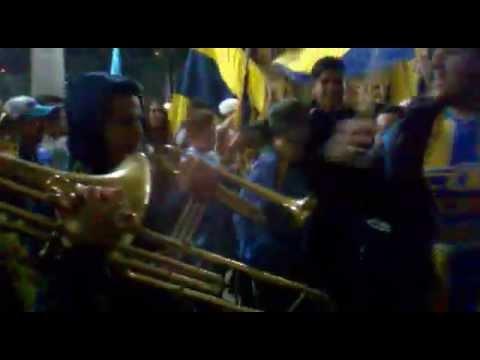 03Atlanta vs chacarita 12/8/2014 la fiesta de atlanta !!! - La Banda de Villa Crespo - Atlanta