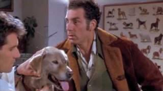 Seinfeld - Kramer Takes Dog Medicine