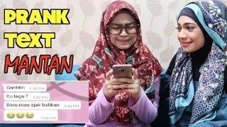 Video PRANK TEXT DOI DIAJAK BALIKAN? :( w/ Indah Nevertari MP3, 3GP, MP4, WEBM, AVI, FLV November 2018