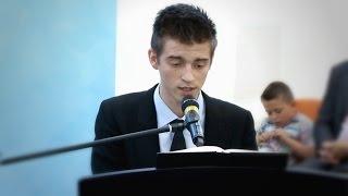 Claudiu Schipor – Ferice de omul care (Psalmul 1)