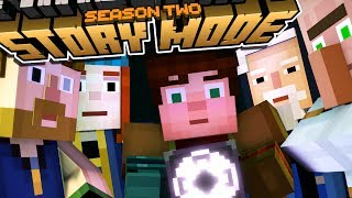 Minecraft story mode season two episode one🎬 SUBSCRIBE ► http://bit.ly/SubLog 🔔 AND CLICK THE BELL!▬▬▬▬▬▬▬▬▬▬▬▬▬📰 Facebook ► http://facebook.com/Logdotzip🕹️ Twitch ► http://twitch.tv/Logdotzip💬 Twitter ► http://twitter.com/Logdotzip📸 Instagram ► http://instagram.com/Logdotzip▬▬▬▬▬▬▬▬▬▬▬▬▬Minecraft story mode just released season 2 episode one, which means brand new epic content!! I am going to playthrough this story mode one episode at a time. Join jesse, petra, lukas, ivor, axel, olivia, and new friends, jack, nurm, and vos as they adventure through minecraft to find out more about the Prismarine Gauntlet, and learn the secrets of the Minecraft Admin...▬▬▬▬▬▬▬▬▬▬▬▬▬✅ Minecraft Story mode Season 2: https://telltale.com/series/minecraft-story-mode-season-2/