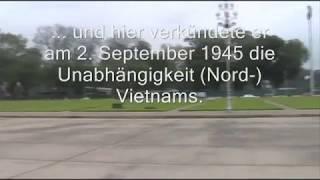 Ho Chi Minh Mausoleum - Lăng Chủ Tịch Hồ Chí Minh