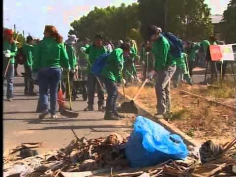 Prefeitura inicia operação de limpeza em Boa Vista