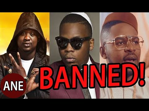 "NBC Bans Falz ""This Is Nigeria"", Olamide ""See Mary, See Jesus"" And Wande Coal ""Isakaba"""