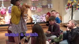 Build a Bear Party -- The Bear Garden