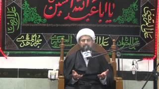 نعي الخطيب الشيخ أبو زينب العماري :: ليلة 3 محرم
