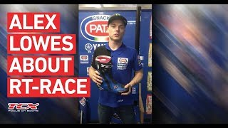 Alex Lowes about RT RACE boots by TCX