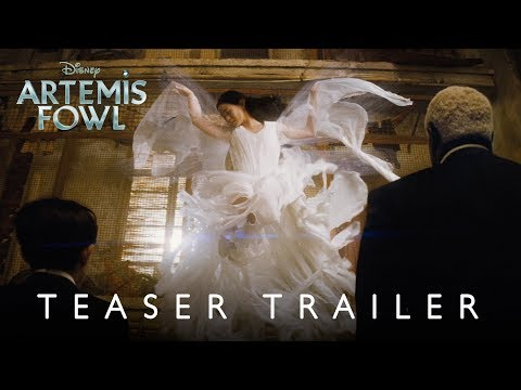 The First Trailer for Disney s Artemis Fowl