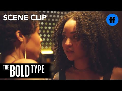 The Bold Type | Season 2, Episode 6: Kat Cheats on Adena | Freeform