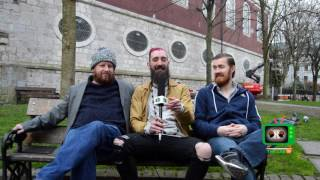Supernatural Brothers interview + Magic tricks around Cork city