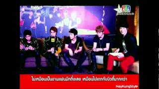 12/02/05 Beast - TKN Fan Meeting In Thailand Exclusive Interview EP2 Asian Countdown