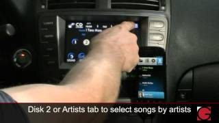 AALinQ Car Music Player YouTube video