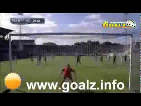 [HD] Pescara 0-4 AC Milan All Goals & Highlights | Calcio [08.05.2013]