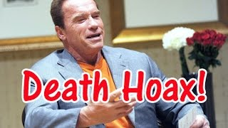 Arnold Schwarzenegger latest celebrity to fall prey to death hoax - TOI