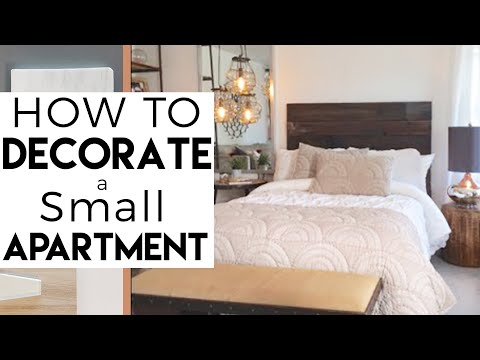 Interior Design | Decorate a Small Bedroom | Small Apartment | #12 Reality Show