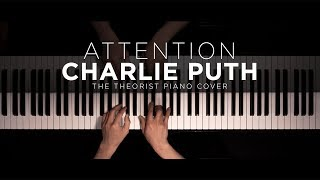 Video Charlie Puth - Attention | The Theorist Piano Cover MP3, 3GP, MP4, WEBM, AVI, FLV Januari 2018