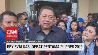 Video SBY Evaluasi Debat Perdana Pilpres 2019 MP3, 3GP, MP4, WEBM, AVI, FLV Januari 2019