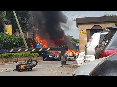 Video - Νέοι πυροβολισμοί στο Ναϊρόμπι -Τουλάχιστον 5 νεκροί από επίθεση σε ξενοδοχείο [εικόνες & βίντεο]