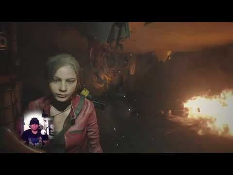 Resident Evil 2 PS4 With Armani 03012019