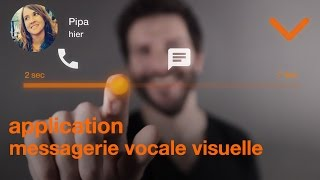 Messagerie vocale visuelle YouTube video