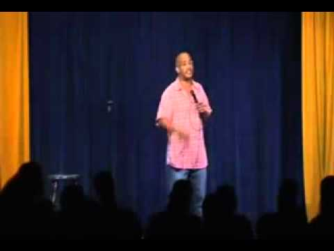 JOHN HENTON - Standup Comedian Video