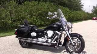 2. Used 2007 Yamaha Road Star 1700 Motorcycles for sale in Tampa Florida