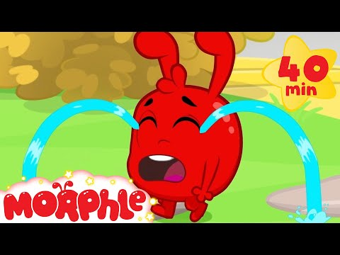 Oh No! Morphle Is Crying - My Magic Pet Morphle | Cartoons For Kids | Morphle TV | Mila and Morphle