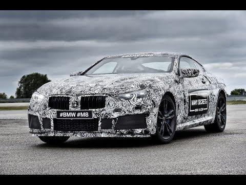 BMW 頂級雙門旗艦 8 Series預想圖搶先看!