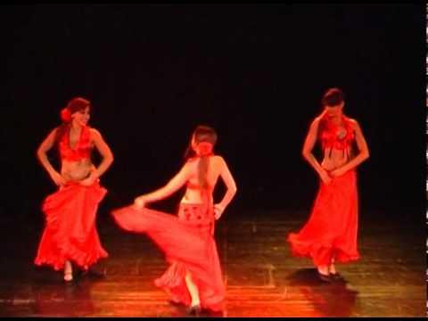 Danza Arabe/Flamenco 2009