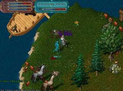 Ultima Online Duel 1999s PvP UO