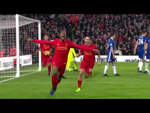 Video: Liverpool, Chelsea share points in 1-1 draw