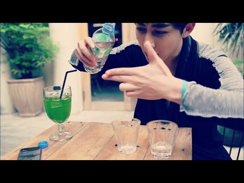 Yif Magic把水變成酒,還把西瓜汁變成柳橙汁!?