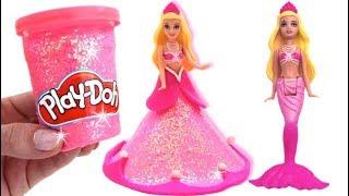 Video Mrs Rainbow Making Princess Dress with Play Doh MP3, 3GP, MP4, WEBM, AVI, FLV September 2018