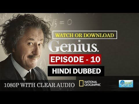 How to download or watch Genius Albert Einstein Series Episode 10 in Hindi