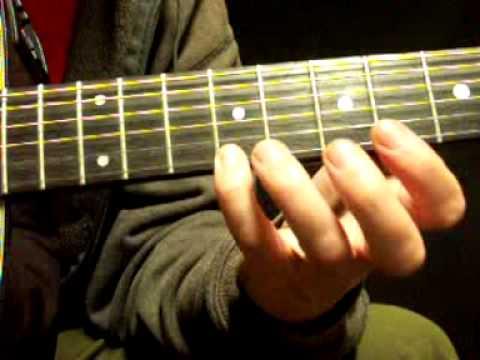 Hotel California intro guitar lesson