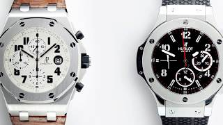 Video AUDEMARS PIGUET VS HUBLOT! ROLEX LEWAT? MP3, 3GP, MP4, WEBM, AVI, FLV Mei 2019