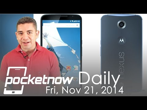Google Nexus 6 issues, iPhone 6 Plus demand, HTC GPe Status & more – Pocketnow Daily